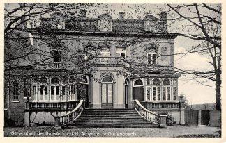 Ansichtkaart Oudenbosch Generalaat der Broeders v.d. H. Aloysius HC24140