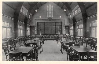 Ansichtkaart Oudenbosch Instituut St. Louis Biljart HC24146