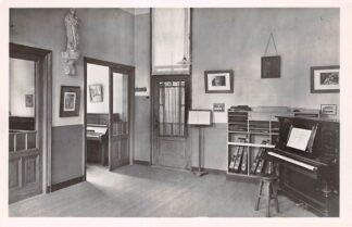 Ansichtkaart Oudenbosch Instituut St. Louis Pianokamers 1948 HC24153
