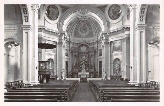 Ansichtkaart Oudenbosch Instituut St. Louis Kapel Interieur 1948 HC24155
