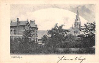 Ansichtkaart Steenbergen 1900 Brabant HC24175