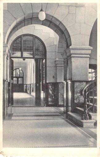 Ansichtkaart Sint-Michielsgestel Instituut Huize Ruwenberg Trappenhuis met gang HC24192