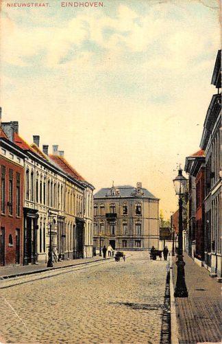 Ansichtkaart Eindhoven Nieuwstraat 1910 HC24206