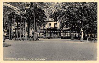 Ansichtkaart Amersfoort Pension Hotel Birkhoven 1939 HC24224