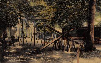 Ansichtkaart Naarden Uitspanning Valkeveen Speeltuin nabij Oud - Bussum HC24232