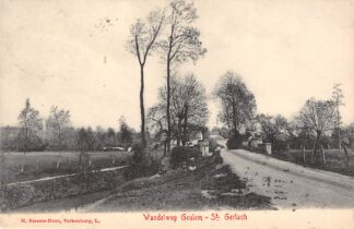 Ansichtkaart Geulhem Wandelweg Geulem - Sint Gerlach Valkenburg (LB) 1907 HC24278