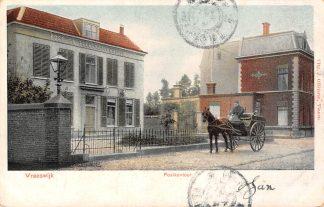 Ansichtkaart Vreeswijk Postkantoor 1905 Nieuwegein HC24291