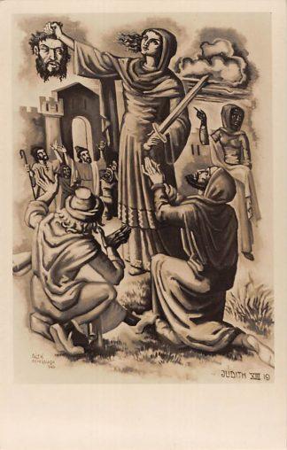 Ansichtkaart Rijswijk (ZH) Kapel Maria van Altijd Durende Bijstand St. Bonifacius Kerk Judith 's-Gravenhage HC24342