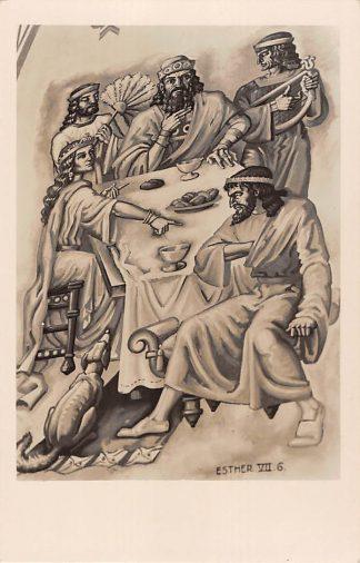 Ansichtkaart Rijswijk (ZH) Kapel Maria van Altijd Durende Bijstand St. Bonifacius Kerk Koningin Esther 's-Gravenhage HC24343