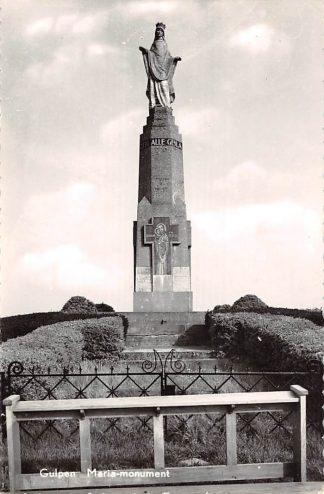 Ansichtkaart Gulpen Maria monument HC24353