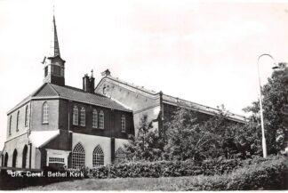 Ansichtkaart Urk Gereformeerde Bethel Kerk  HC24367