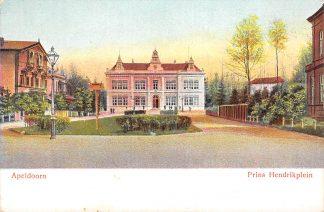 Ansichtkaart Apeldoorn Prins Hendrikplein 1900 HC24374