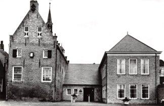Ansichtkaart Haastrecht Raadhuis 1965 Krimpenerwaard HC24388