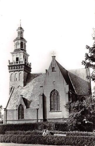 Ansichtkaart Haastrecht N.H. Kerk 1964 Krimpenerwaard HC24392