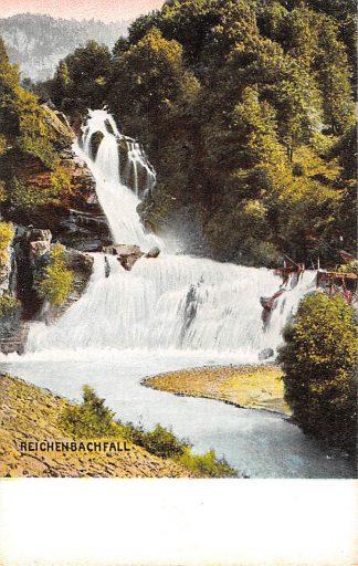 Ansichtkaart Zwitserland Meyringen Reichenbachfall Schweiz Suisse Switzerland Europa HC24412