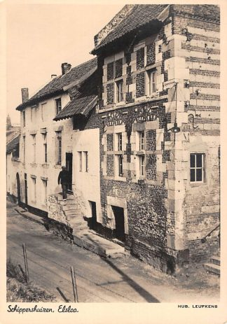 Ansichtkaart Elsloo Schippershuizen Stein Limburg HC24429