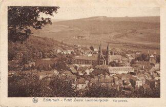 Ansichtkaart Luxemburg Luxembourg Echternach Petite Suisse luxembourgeoise Vue Generale Europa HC24437