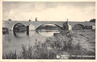 Ansichtkaart Luxemburg Luxembourg Echternach Petite Suisse Luxembourgeoise Le Pont 1951 Europa HC24441