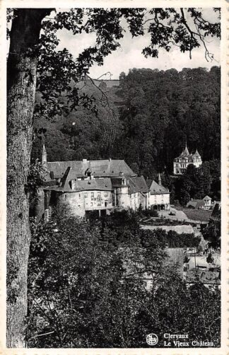 Ansichtkaart Luxemburg Luxembourg Clervaux Le Vieux Chateau Europa HC24446