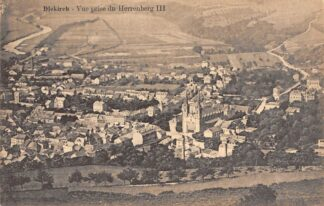 Ansichtkaart Luxemburg Luxembourg Diekirch Vue prise du Herrenberg III Europa HC24450