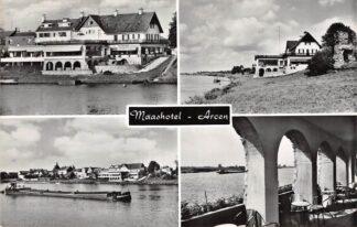 Ansichtkaart Arcen Hotel Café Restaurant Maashotel 1969 HC24477