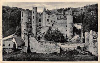 Ansichtkaart Luxemburg Luxembourg Baeufort Chateau 1936 Europa HC24486