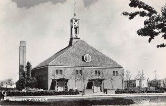 Ansichtkaart Aalsmeer Zuiderkerk 1960 Ned. Hervormde Kerk HC24524
