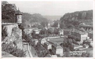 Ansichtkaart Luxemburg Luxembourg Le Pfaffental Europa HC24571