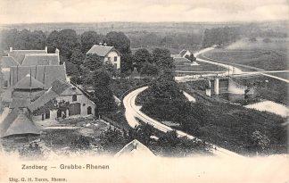 Ansichtkaart Rhenen Zandberg Grebbe HC24608