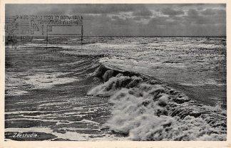 Ansichtkaart Zee studie 1942 HC24755