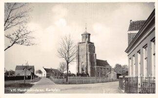 Ansichtkaart 's-Heer Hendrikskinderen Kerkplein Goes 1951 Zuid-Beveland HC24768