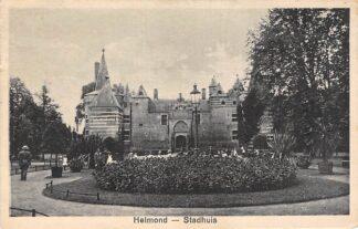 Ansichtkaart Helmond Stadhuis 1931 HC24777