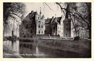 Ansichtkaart Heelsum - Doorwerth Kasteel Doorwerth 1950 HC24789
