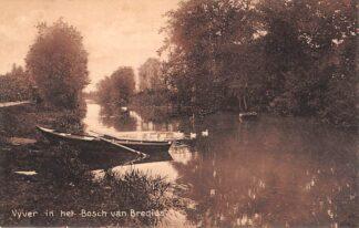 Ansichtkaart Bussum Naarden Laren (NH) In het Bosch van Bredius HC24795