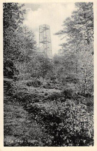 Ansichtkaart Doorn De Kaap 1935 HC24800