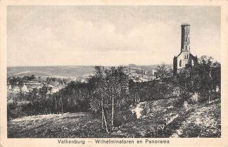 Ansichtkaart Valkenburg (LB) Wilhelminatoren en Panorama HC24817