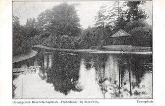 Ansichtkaart Steenwijk Doopsgezind Broederschapshuis Friedesheim HC24821