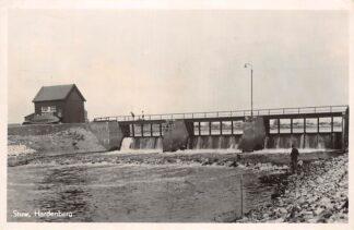 Ansichtkaart Hardenberg Stuw in de Vecht 1950 HC24824
