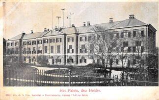 Ansichtkaart Den Helder Het Paleis Commandementsgebouw Marine 1900 HC24828