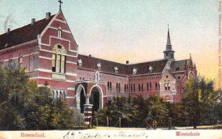 Ansichtkaart Roosendaal Rosendaal Missiehuis 1905 HC24846