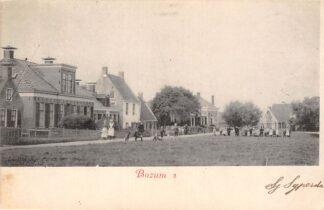 Ansichtkaart Bozum 2 Friesland 1905 HC24852