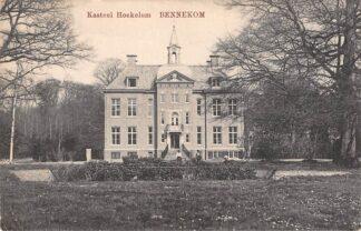 Ansichtkaart Bennekom Kasteel Hoekelum 1915 Veluwe HC24875