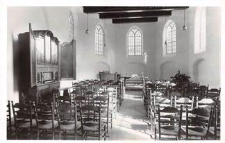 Ansichtkaart Bronkhorst Hervormde Kapel Interieur Orgel 1967 HC24901