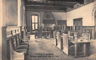Ansichtkaart Doorwerth Kasteel Doorwerth Vergaderzaal Orde van St. Jan Renkum HC24907