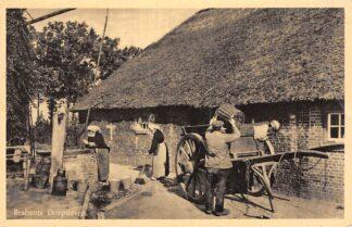 Ansichtkaart Brabants Dorpsleven Klik maor in, Nilleske Klederdracht HC24926