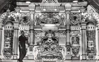 Ansichtkaart Barsingerhorn bij Schagen De grote Mortier Minerva Concert Dans Orgel Café Zaal de Fortuin W.A. in 't Hol 1968 HC24941