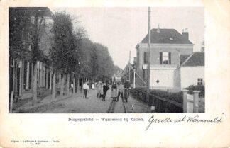 Ansichtkaart Warnsveld bij Zutfen Dorpsgezicht 1903 Zutphen HC24944
