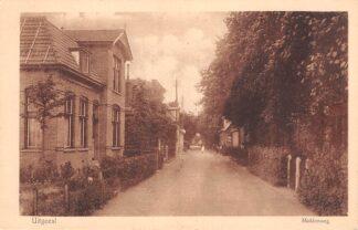 Ansichtkaart Uitgeest Middenweg 1923 Kennemerland HC24946