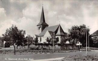 Ansichtkaart Sint Geertruid R.K. Kerk HC24951