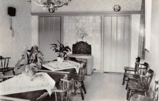 Ansichtkaart Hattem Kerkhofstraat Gemeenschapshuis de Tinne Bestuurskamer 1965 Veluwe HC24962